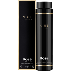 HUGO BOSS Boss Nuit Perfumed Bath and Shower Gel 200 ml
