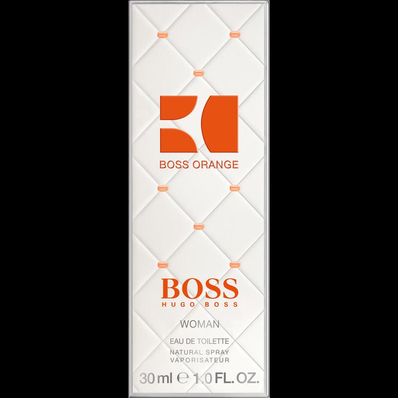 hugo boss orange woman eau de toilette su. Black Bedroom Furniture Sets. Home Design Ideas