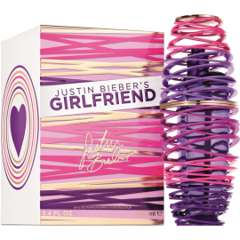 JUSTIN BIEBER Girlfriend Eau de Parfum 100 ml