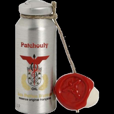 LES PERLES D'ORIENT Patchouly Essence de Parfume Oil 17 ml