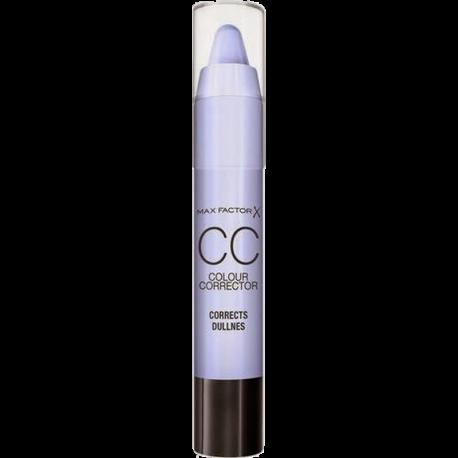 MAX FACTOR CC Colour Corrector Lilac (per macchie gialle)