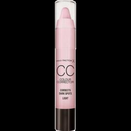 MAX FACTOR CC Colour Corrector Pink (per macchie scure - pelli chiare)