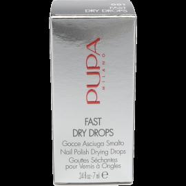 PUPA Fast Dry Drops 7 ml