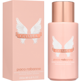 PACO RABANNE Olympéa Sensual Body Lotion 200 ml
