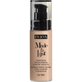 PUPA Made To Last Foundation Light Beige 020