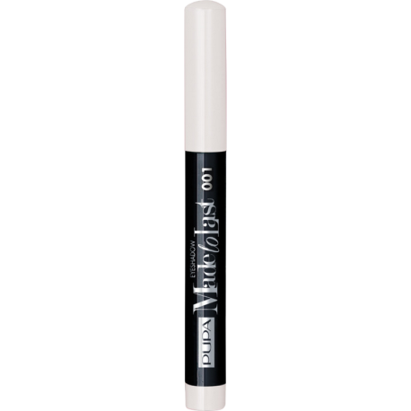 PUPA Made To Last Waterproof Eyeshadow Flash White 001