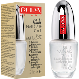 PUPA Multi Nail Care 7 in 1 5 ml