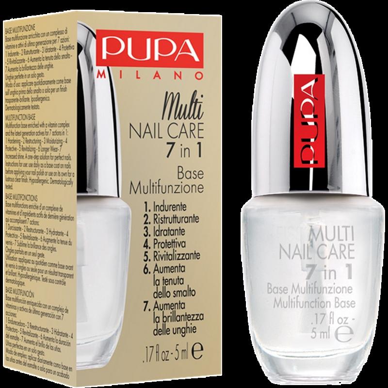 Pupa Multi Nail Care 7 in 1 su ProfumeriaLanza.net
