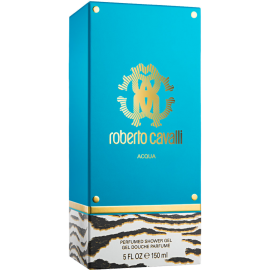 ROBERTO CAVALLI Acqua Perfumed Shower Gel 150 ml