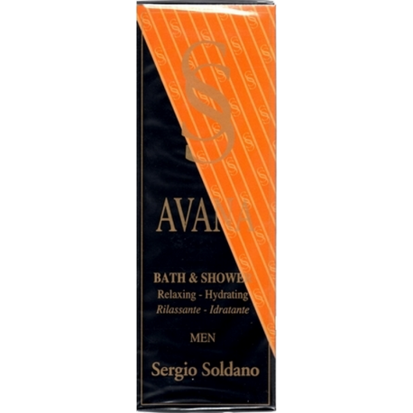 SERGIO SOLDANO Avana Bath & Shower 400 ml