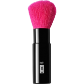 UBU Fancy Face Retractable Powder Brush - Pennello viso retrattile