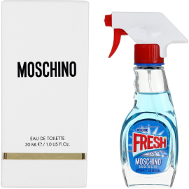 MOSCHINO Fresh Couture Eau de Toilette 30 ml
