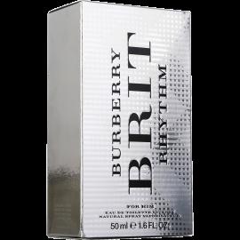 BURBERRY Brit Rhythm For Him Eau de Toilette Intense 50 ml