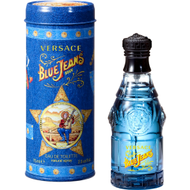 VERSACE Blue Jeans Man Eau de Toilette 75 ml
