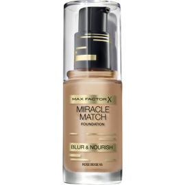 MAX FACTOR Miracle Match Foundation Rose Beige 65