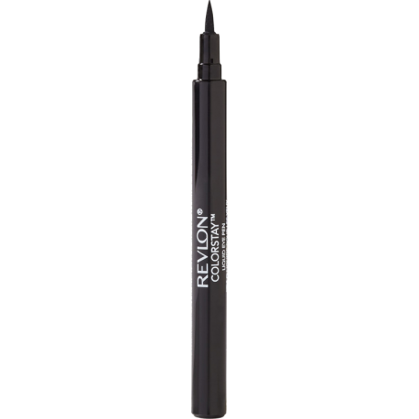 REVLON ColorStay Liquid Eye Pen • Classic Blackest Black 01