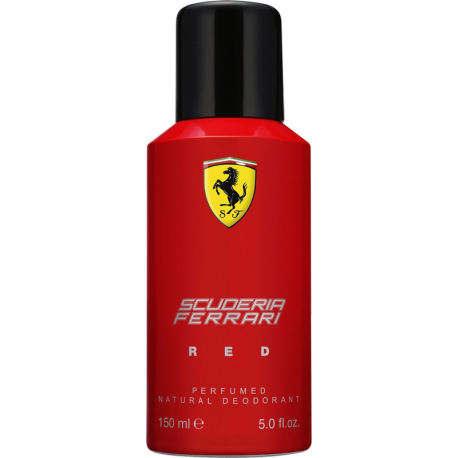 FERRARI Scuderia Ferrari Red Perfumed Deodorant Spray 150 ml