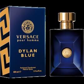 VERSACE Dylan Blue Perfumed Deodorant Natural Spray 100 ml
