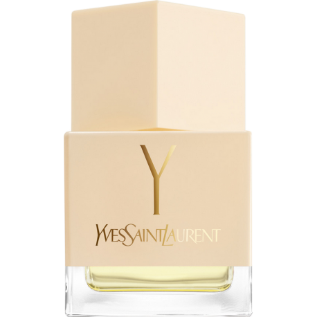 YVES SAINT LAURENT Y Eau de Toilette 80 ml