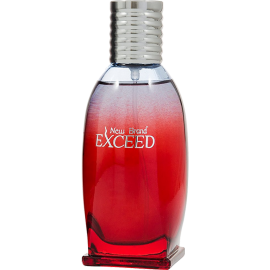 NEW BRAND Exceed For Men Eau de Toilette 100 ml