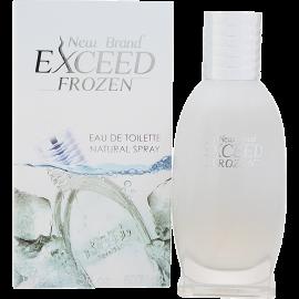 NEW BRAND Exceed Frozen Eau de Toilette 100 ml