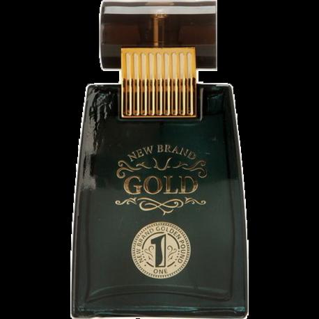 NEW BRAND Gold Eau de Toilette 100 ml