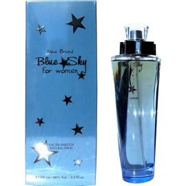 NEW BRAND Blue Sky For Women Eau de Parfum 100 ml