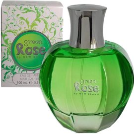 NEW BRAND Green Rose Eau de Parfum 100 ml