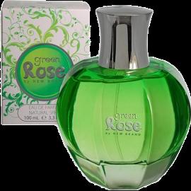 NEW BRAND Green Rose Eau de Parfum 100 ml
