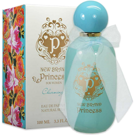 NEW BRAND Prestige Princess Charming For Women Eau de Parfum 100 ml