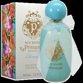 NEW BRAND Prestige Princess Charming For Women Eau de Parfum 100 ml