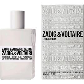 ZADIG & VOLTAIRE This Is Her! Eau de Parfum 30 ml