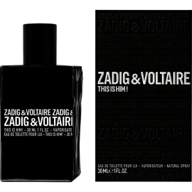 ZADIG & VOLTAIRE This Is Him! Eau de Toilette 30 ml