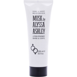 ALYSSA ASHLEY Musk Hand & Body Moisturiser