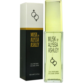 ALYSSA ASHLEY Musk Cologne 100 ml
