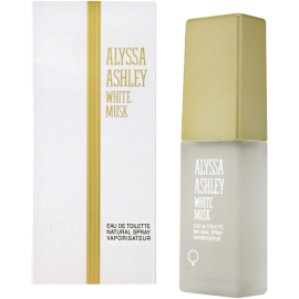 ALYSSA ASHLEY White Musk Eau de Toilette