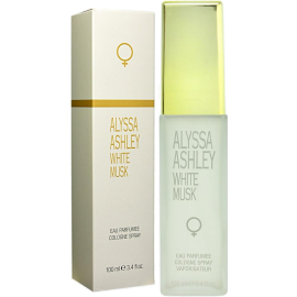 ALYSSA ASHLEY White Musk Cologne 100 ml
