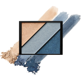 ELIZABETH ARDEN Eye Shadow Trio Something Blue 741