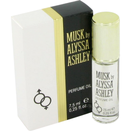 ALYSSA ASHLEY Musk Perfume Oil 7,5 ml