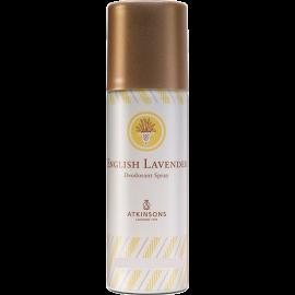 ATKINSONS English Lavender Deodorant Spray