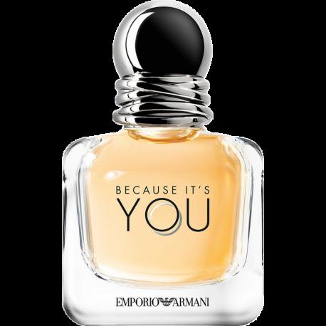 GIORGIO ARMANI Emporio Armani Because It's You Eau de Parfum 30 ml