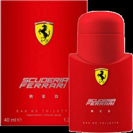 FERRARI Scuderia Ferrari Red Eau de Toilette 40 ml