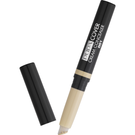 PUPA Cover Cream Concealer Light Beige 001