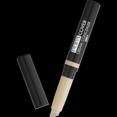 PUPA Cover Cream Concealer Light Beige 001