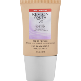 REVLON Youth FX Fill + Blur Foundation Sand Beige 210