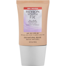 REVLON Youth FX Fill + Blur Foundation Natural Beige 220