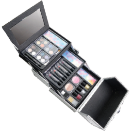 MARKWINS TCW Color Play Travel Makeup Case