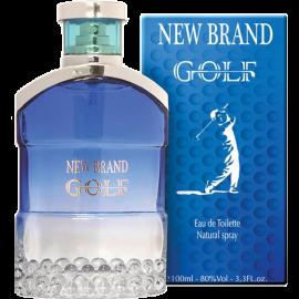 NEW BRAND Golf Eau de Toilette 100 ml
