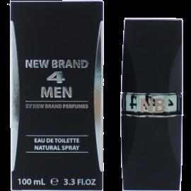 NEW BRAND Prestige 4 Men Eau de Toilette 100 ml