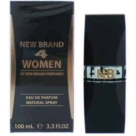 NEW BRAND Prestige 4 Women Eau de Parfum 100 ml